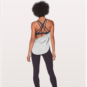 NEW Lululemon Free To Be Serene Tank 2-in-1